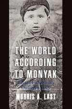 The World According to Monyak