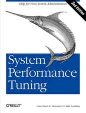 System Performance Tuning 2e