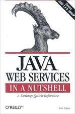 Java Web Service in a Nutshell