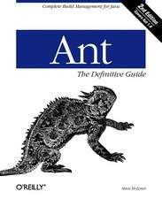 Ant: The Definitive Guide 2e