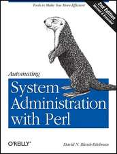 Automating System Administration with Perl 2e