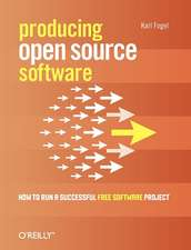 Producing Open Source Software