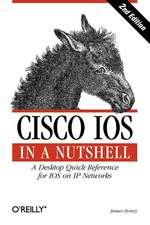 Cisco IOS in a Nutshell 2e