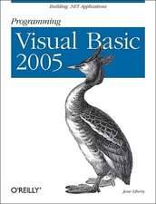 Programming Visual Basic:  In a Nutshell