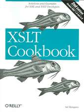 XSLT Cookbook 2e