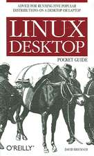 Linux Desktop Pocket Guide