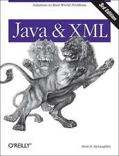 Java and XML 3e