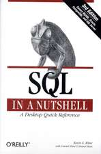 SQL in a Nutshell 3e