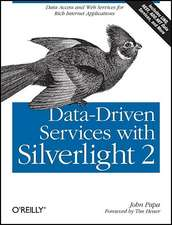 Data–Driven Services with Silverlight 2