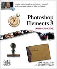 Photoshop Elements 8 One-On-One:  A Learner's Guide to Programming Using the Python Language