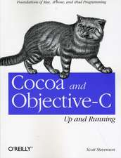 Cocoa and Objective–C – Up and Running