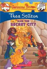 Thea Stilton and the Secret City:  Chewy & Chica