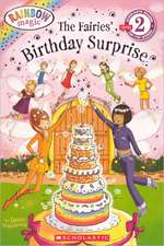 The Fairies' Birthday Surprise