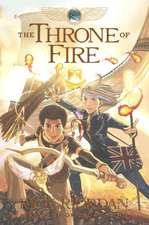 The Throne of Fire:  The Graphic Novel