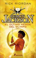El Ultimo Heroe del Olimpo (the Last Olympian):  Short Fictions and Disturbances