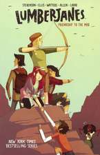 Lumberjanes:  Friendship to the Max