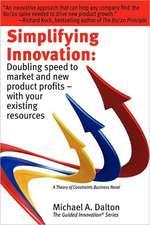 Simplifying Innovation