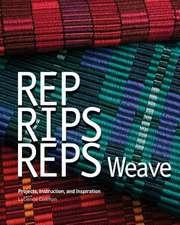 Rep, Rips, Reps Weave