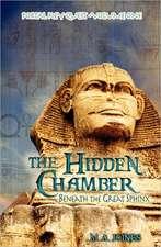 The Hidden Chamber Beneath the Great Sphinx:  Portal Key Quest