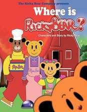 Where Is Ricky Bear?