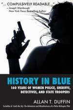 History in Blue