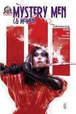 Mystery Men (& Women) Volume 3