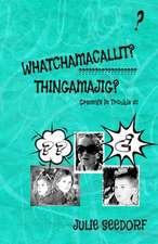 Whatchamacallit, Thingamajig
