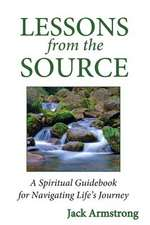 Lessons from the Source
