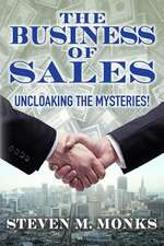 The Business of Sales