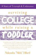 Surviving College While Raising a Toddler