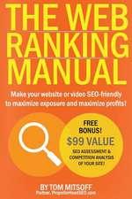 The Web Ranking Manual