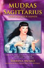 Mudras for Sagittarius