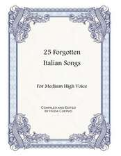 25 Forgotten Italian Songs