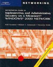70-214 McSe Gde to Implement & Administer Security in Win 2K