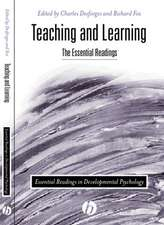 Teaching and Learning: The Essential Readings