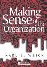 Making Sense of the Organizati:  Philosophical Problems of On-Line Education