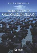 Introduction to Geomicrobiology