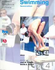 Handbook of Sports Medicine and Science: Swimming