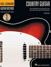 Country Guitar [With CD (Audio)]