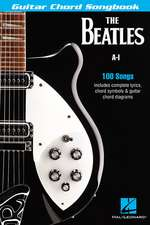 The Beatles Guitar Chord Songbook A-I