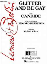 Glitter and Be Gay from Candide