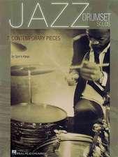 Jazz Drumset Solos:  Seven Contemporary Pieces