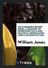 The Gardener's Receipt Book