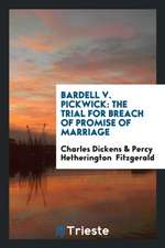 Bardell v. Pickwick