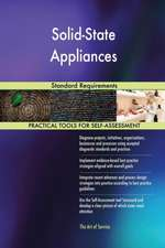Solid-State Appliances Standard Requirements