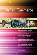 Unified Commerce A Complete Guide - 2019 Edition