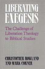 Liberating Exegesis