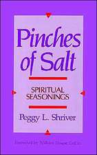 Pinches of Salt