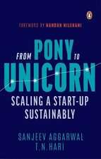 From Pony to Unicorn
