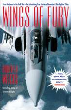 Wings of Fury: From Vietnam to the Gulf War the Astonishing True Stories of America's Elite